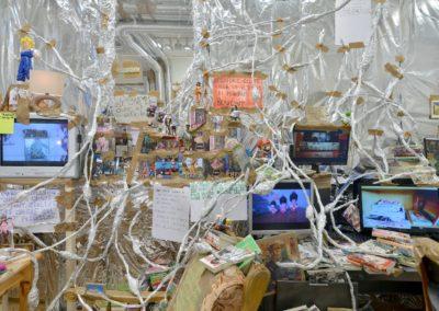 Indoor Van Gogh Altar (2)