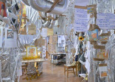 Indoor Van Gogh Altar (3)