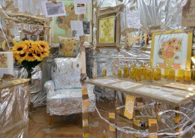 Indoor Van Gogh Altar (4)