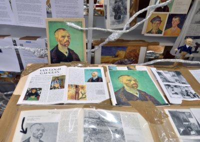 Indoor Van Gogh Altar (5)