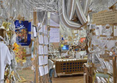 Indoor Van Gogh Altar (9)
