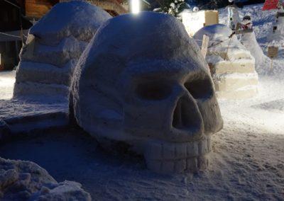 Mürrischer Schnee (11)