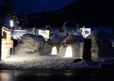 Mürrischer Schnee (4)