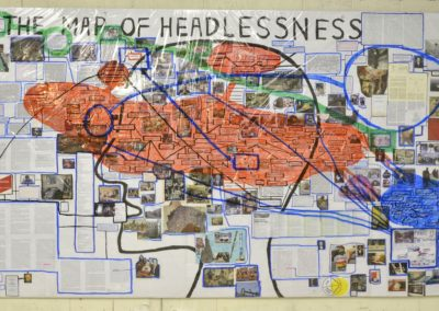 «The Map of Headlessness», 2011