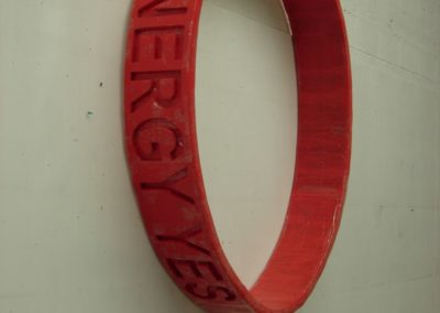 """Armband (Energy Yes, Quality No)"", 2006"