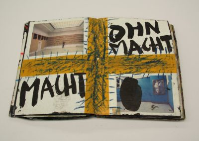"""""""Cahier n°4"""", 1987 (Extract)"""