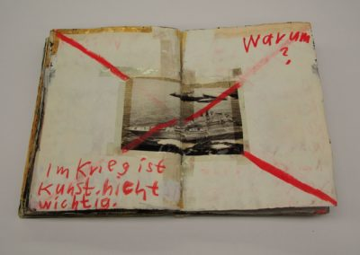 """""""Cahier n°6"""", 1987 (Extract)"""
