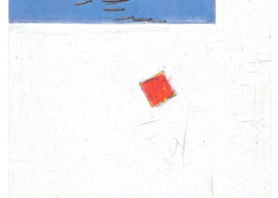"""Untitled (Early Collage)"", 1986"