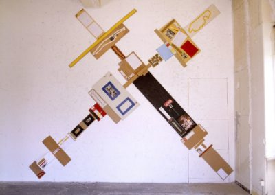 """X 25"", 1992"