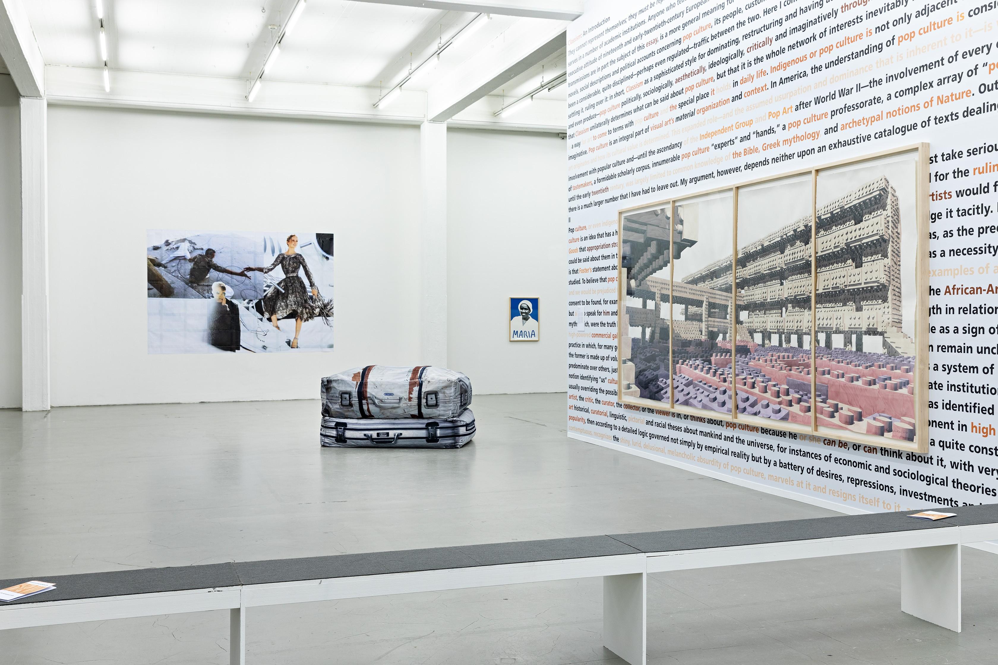 Ausstellung im Kunstverein Hamburg