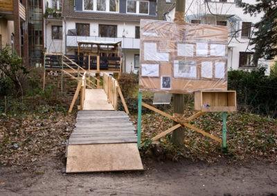 """Kurt Schwitters-Platform"", 2011"