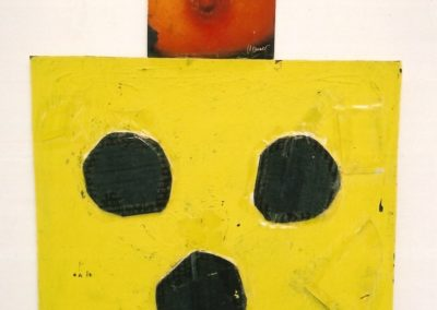"""Untitled (Early Collage)"", 1987 - 55,5 x 37,5cm"