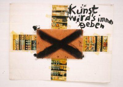 """Untitled"", 1987 - 50 x 65cm"