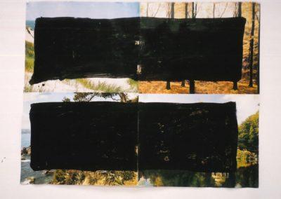 """Untitled"", 1987 - 75,5 x 96cm"