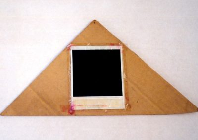 """Untitled"", 1988 - 16 x 33cm"