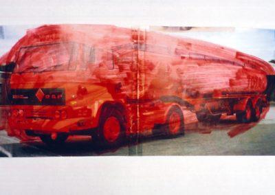 """Untitled"", 1988 - 21 x 48cm"