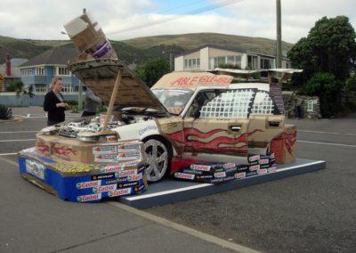 """""""Poor Racer"""", 2009"""