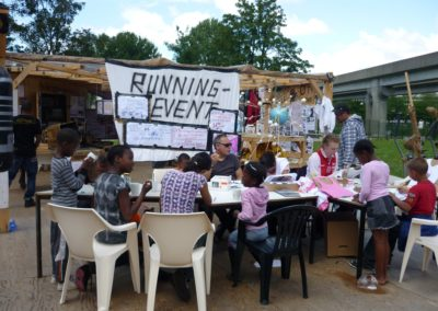 «The Bijlmer Spinoza-Festival», 2009 (Running Events: T-Shirt en mok workshop')