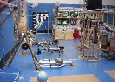 """Universal Gym"", 2009"