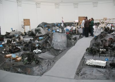 « United Nations Miniature », 2000