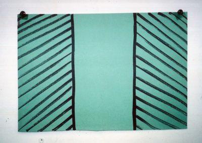"""Plein, 1990"", 23,5 x 33,5cm"