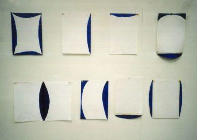 """Recipient"" 1989 (Serie de 8) 80 x 127cm"