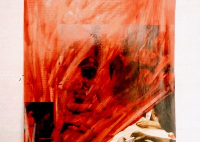 """Untitled"" 1988 27,5 x 21cm"