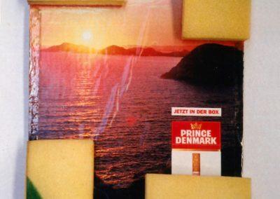 """Untitled"" 1988 28 x 40cm"