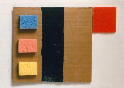"""Untitled"" 1988 61 x 45cm"