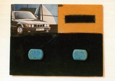 """Untitled"" 1988 66 x 84cm"