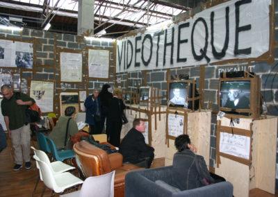 """24h Foucault"", 2004 (Videotheque)"